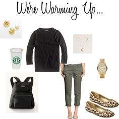 """""""We're Warming Up"""" by nkg127 on Polyvore"""