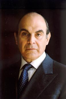 I see David Suchet as Ralph Nickleby in Nicholas Nickleby by Charles Dickens Agatha Christie's Poirot, Hercule Poirot, Nicholas Nickleby, Bbc Tv Shows, David Suchet, Hot House, Miss Marple, How To Be Likeable, British Actors