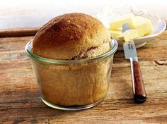 Bread in a Weck jar