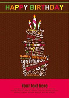 「お誕生日 大人 カード」の画像検索結果
