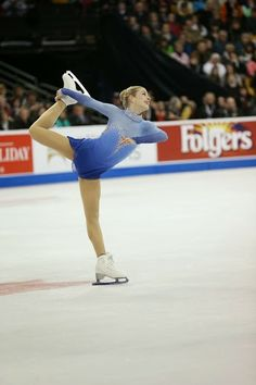 2014 US Ladies' Figure Skating Champion ~ Gracie Gold