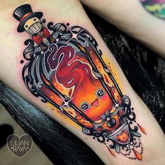 Tatuaje Studio Ghibli, Studio Ghibli Tattoo, Ink Tattoo, Body Art Tattoos, Sleeve Tattoos, Tatoos, Bild Tattoos, Neue Tattoos, Black And Grey Tattoos