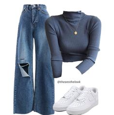 Cute Swag Outfits, Edgy Outfits, Retro Outfits, Fall Outfits, Vintage Outfits, Teen Fashion Outfits, Look Fashion, Korean Fashion, Mode Streetwear