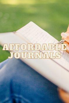 Fun journal designs under $6.00! #journal #journaling #notebook #cute #writing #writingprompt Journal, Cute, Books, Libros, Kawaii, Book, Book Illustrations, Libri