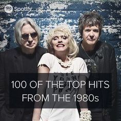 Top 100 songs from the 1980s
