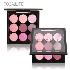 Available on Memplaza Marketplace at only $14.23 or with Membidder starting off at $1.00 during live auctions! Worldwide Shipping. Cream Eyeshadow Palette, Metallic Eyeshadow, Eyeshadow Makeup, Face Makeup Tips, Simple Makeup Tips, Makeup Ideas, Smoky Eye, Naked Palette, New Cosmetics