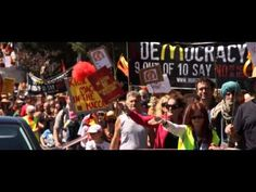 March against Maccas- home:)