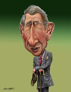 PRINCE CHARLES _____________________________ Reposted by Dr. Veronica Lee, DNP (Depew/Buffalo, NY, US)