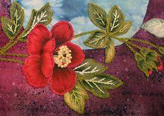 Rose Applique | Flickr - Photo Sharing!