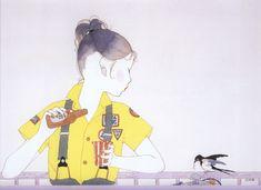 Download Seiichi Hayashi: May (2754x2000) - Minitokyo