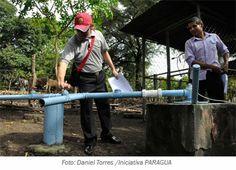 """Comunidades en marcha """"El agua es nuestra"""""""