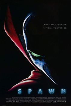 """""""Spawn"""" - Directed by Mark A. With John Leguizamo, Michael Jai White, Martin Sheen, Theresa Randle. An elite mercenary is killed, but comes back from Hell as a reluctant soldier of the Devil. Michael Jai White, Martin Sheen, Spawn 1997, Cgi, Google Drive, Theresa Randle, Film 1990, Spawn Comics, Nave Star Wars"""