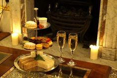 4* Sparkling Afternoon Tea for 2