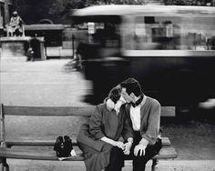 theniftyfifties:    That's Paris byGianni Berengo Gardin, 1954