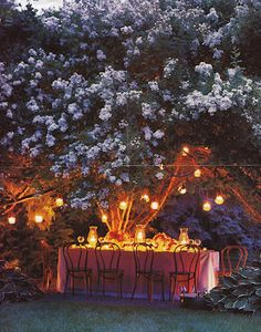 absolutely beautiful things: A Pretty Garden Party