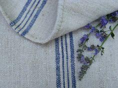 antique grain sack