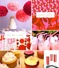 Unique Girl Baby Shower Themes 4