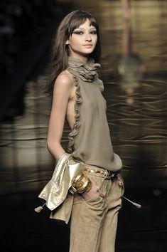 Ermanno Scervino at Milan Fashion Week Spring 2009