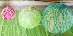 .::Layouteria | Crafts::..: [PAP] - Como fazer bolas decorativas