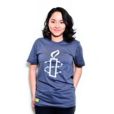 New Amnesty barbed wire t-shirt! $17.95