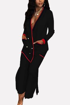 Radient Jacket Back To Search Resultswomen's Clothing Suits & Sets Pant Blue Pant Suits Formal Ladies Office Ol Uniform Designs Women Elegant Business Work Wear Jacket With Trousers Sets