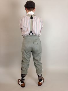 1930s Fashion, Vintage Fashion, Vintage Style, Golf Knickers, Golf Fashion, Fashion Men, Golf Outfit, Ladies Golf, Suits For Women