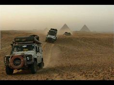 How cool to go over landing in the shadow of the pyramids, permits pay off and the like