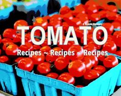 Tired of same-old sliced tomatoes? Glut of tomatoes? Find new inspiration in this collection of Tomato Recipes from A Veggie Venture. Many Weight Watchers, vegan, gluten-free, low-carb, paleo, whole30 options, everyday to good for company.