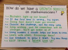 #GrowthMindset hashtag on Twitter #teachingkidsmath #mathtips #learnmath