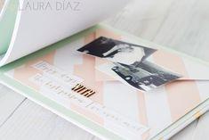 La Mar de Scrap: Tutorial: Libro de firmas Polaroid Film, Album, Day, Scrapbooking, Inspiration, Frases, Signature Book, Mini Albums, Tutorials