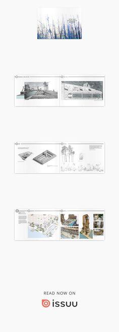Landscape Architecture Portfolio 2016  Adrian Scott