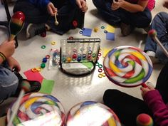 Music with Mrs. Dennis: Music Centers