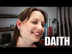 DAITH piercing - YouTube
