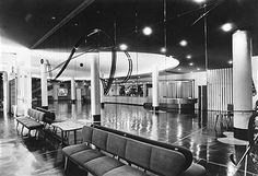 Berlin Zoo Palast Kino Blick in das Foyer ca.1970