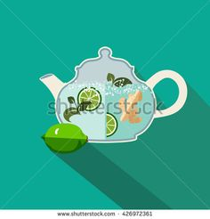 Image result for simple tea infographic