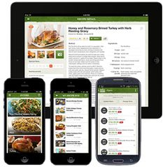 Best Cooking Apps for iOS (iPhone and iPad).
