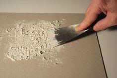 Acrylique - travailler une charge à la spatule Textured Canvas Art, Pour Painting, Acrylic Pouring, Painting Techniques, Creative Art, Art Lessons, Street Art, Abstract Art, Sculpture