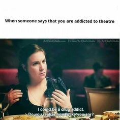 Musical Theatre Quotes, Theatre Jokes, Drama Theatre, Theatre Nerds, Haha Funny, Funny Texts, Rent Musical, Dance Quotes, Funny Things