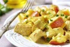 Čínske rezance s kuracím mäsom - Chow mein Spicy Recipes, Slow Cooker Recipes, Italian Recipes, Crockpot Recipes, Cooking Recipes, Healthy Recipes, Easy Roast Chicken, Roast Chicken Recipes, 10 Minute Meals