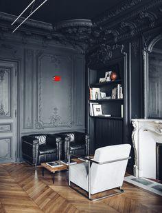 Французский дизайн для мечтателей