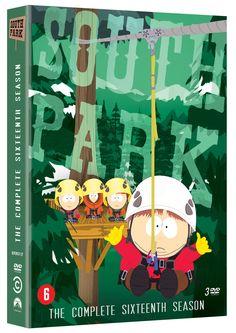 South Park (2012 - season 16)
