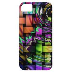 Funky Mosaic iPhone 5 Case by elenaind $42.95