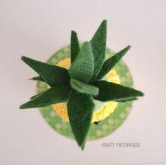 """amigurumi pineapple """"ananassoli"""" handmade cuteness for summer"""