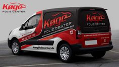 Wrap design for our new company car ! by adelea