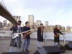 BEE GEES - For Whom The Bell Tolls - Live in New York - 1993 - Oh Robin...that BEAUTIFUL, BEAUTIFUL VOICE...