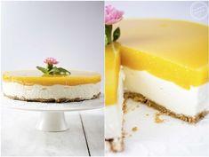 Mango, Polish Recipes, Polish Food, Vanilla Cake, Panna Cotta, Cheesecake, Cooking Recipes, Sweets, Ethnic Recipes