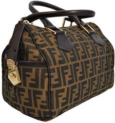 Buy your cloth bowling bag Fendi on Vestiaire Collective, the luxury consignment store online. Second-hand Cloth bowling bag Fendi Other in Cloth available. Handbags Online, Women's Handbags, Fendi Bags, Beautiful Handbags, Black Leather Bags, Vintage Handbags, Luxury Bags, Fashion Bags, Purses And Bags