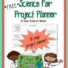 #sharethewealth #aneducatorslife FREE-This science fair project planner is designed for group science fair projects. In the past my students struggled with each component and how to put...