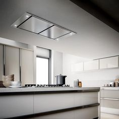 Incroyable When The View Out Of Your Kitchen Window Is Too Spectacular To Disrupt It  With A Large Range Hood, Siena Is The Perfect Solution!