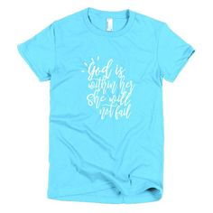 new style 80c8d 8950b God is Within Her Tee for Women
